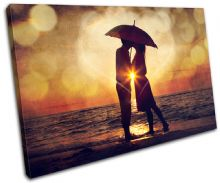Kissing Sunset Love - 13-0650(00B)-SG32-LO